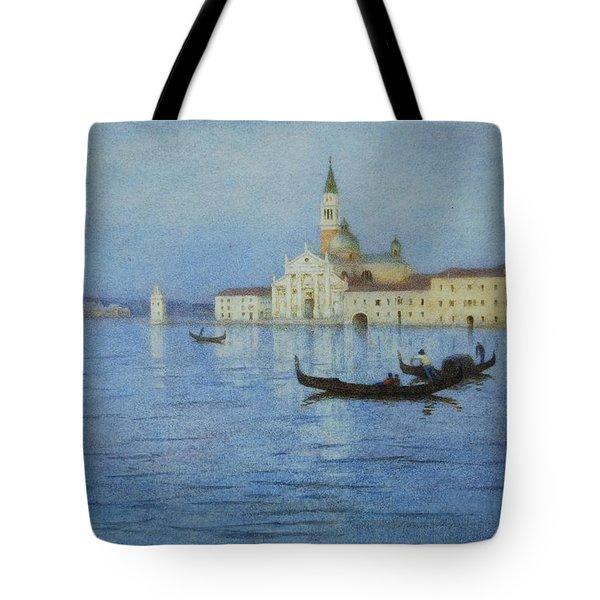 San Giorgio Maggiore Tote Bag by Helen Allingham