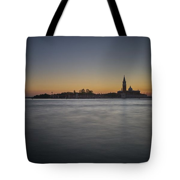 San Giorgio Sunset 0933 Tote Bag