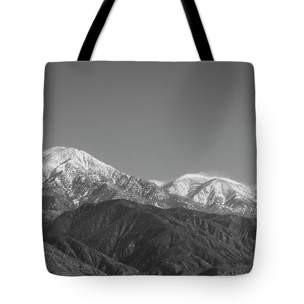 San Gorgonio Mountain-1 2016 Tote Bag