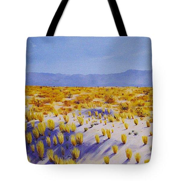 San Jacinto Tote Bag