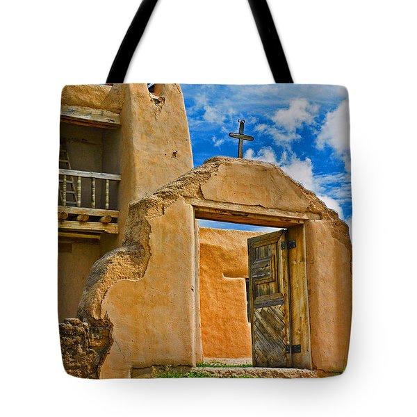 San Jose De Gracia Tote Bag