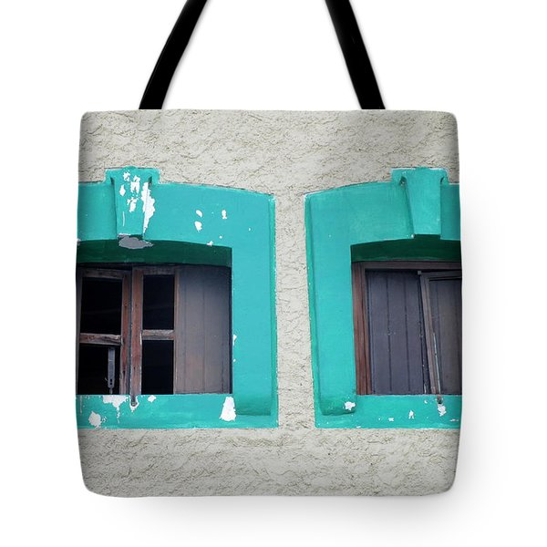 San Jose Del Cabo Windows 13 Tote Bag by Randall Weidner