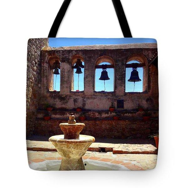 San Juan Capistrano Tote Bag