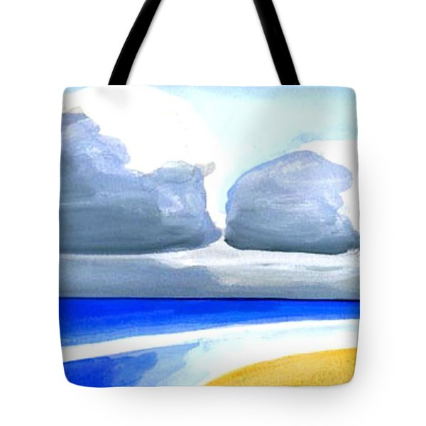 San Juan Cloudscpe Tote Bag
