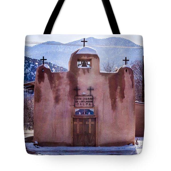 San Juan De Los Logos Tote Bag