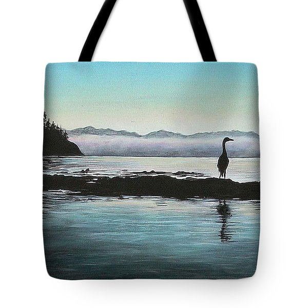 Tote Bag featuring the painting San Juan Sentinel by Kim Lockman