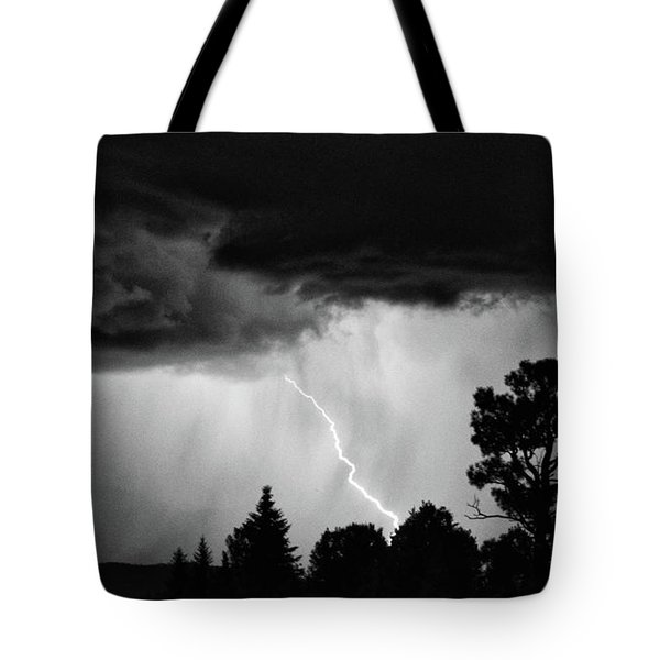 San Juan Strike Tote Bag