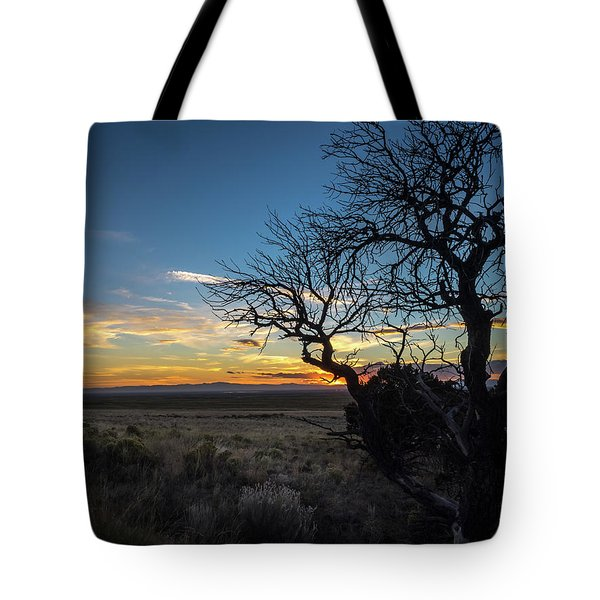 San Luis Valley Sunset - Colorado Tote Bag