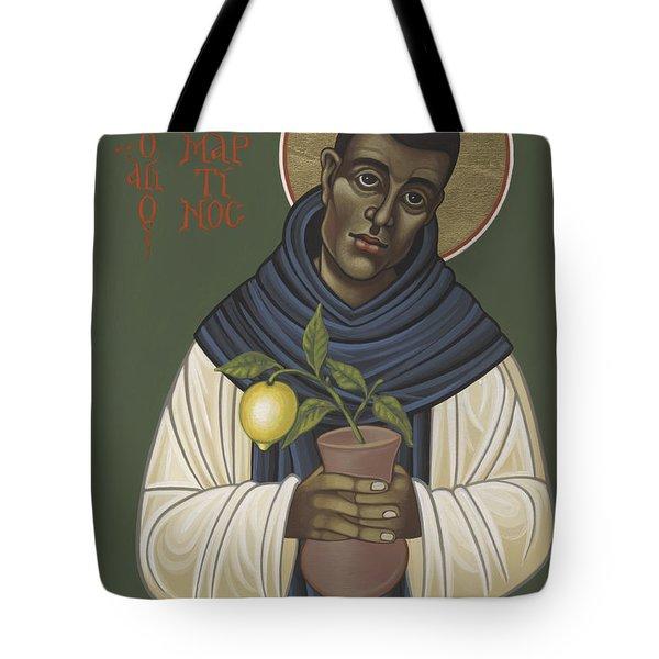 San Martin De Porres 213 Tote Bag