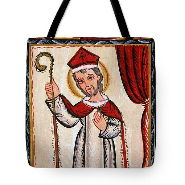 San Nicolas - St. Nicholas - Aosni Tote Bag