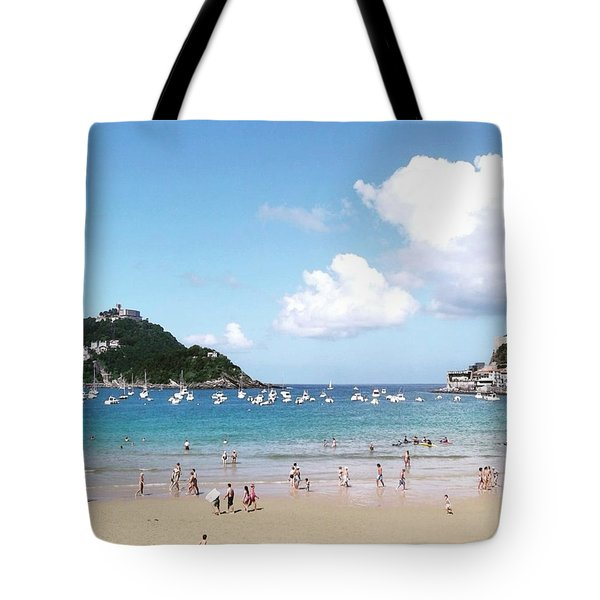 San Sebastián  The Other Summer - Tote Bag
