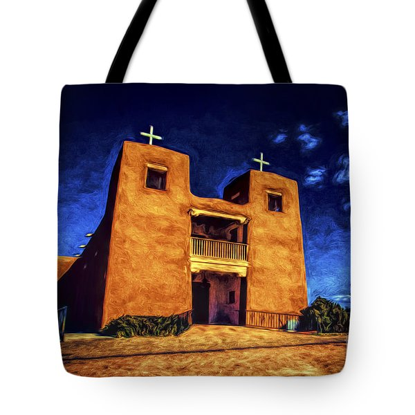 Sanctuary  ... Tote Bag by Chuck Caramella