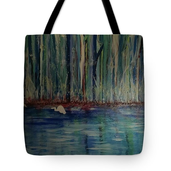 Sanctuary Tote Bag by Judi Goodwin