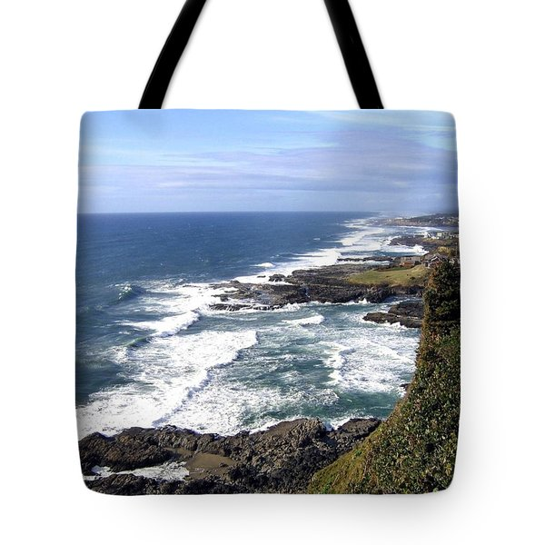 Sand And Sea 2 Tote Bag by Will Borden