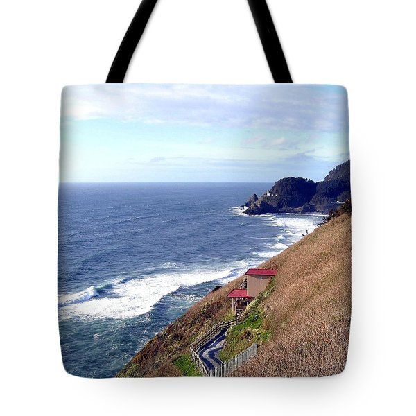 Sand And Sea 5 Tote Bag by Will Borden