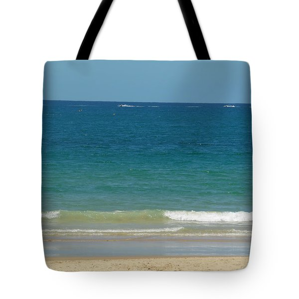 Sand And Sea Mount Noosa Tote Bag