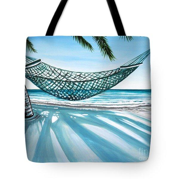 Sand And Shadows Tote Bag