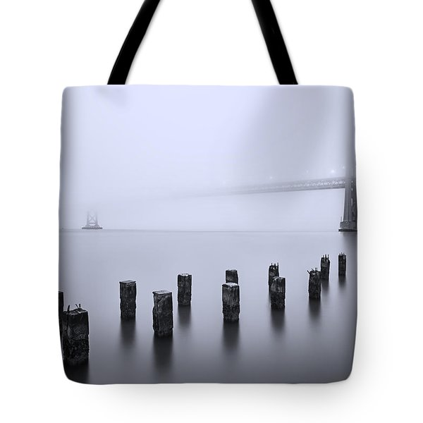 Sand-blind Tote Bag by Dominique Dubied