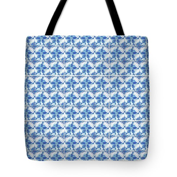 Sand Dollar Delight Pattern 1 Tote Bag