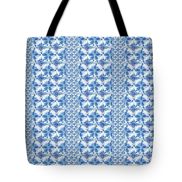 Sand Dollar Delight Pattern 2 Tote Bag