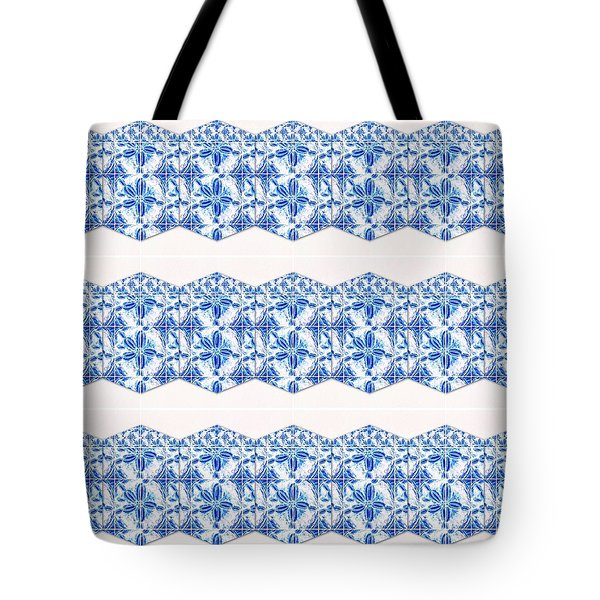 Sand Dollar Delight Pattern 4 Tote Bag