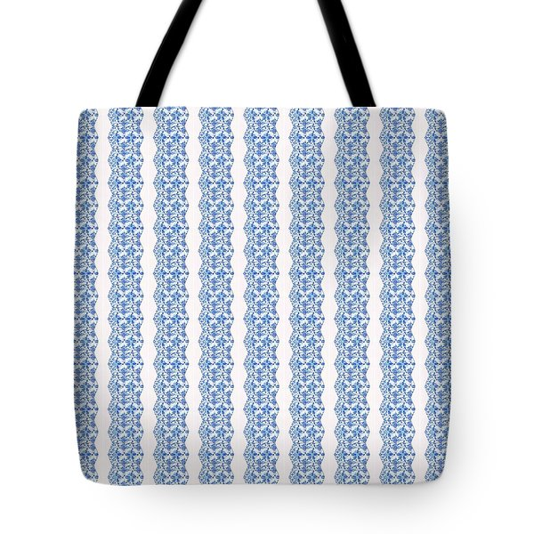 Sand Dollar Delight Pattern 5 Tote Bag