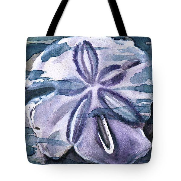 Sand Dollar Study Tote Bag