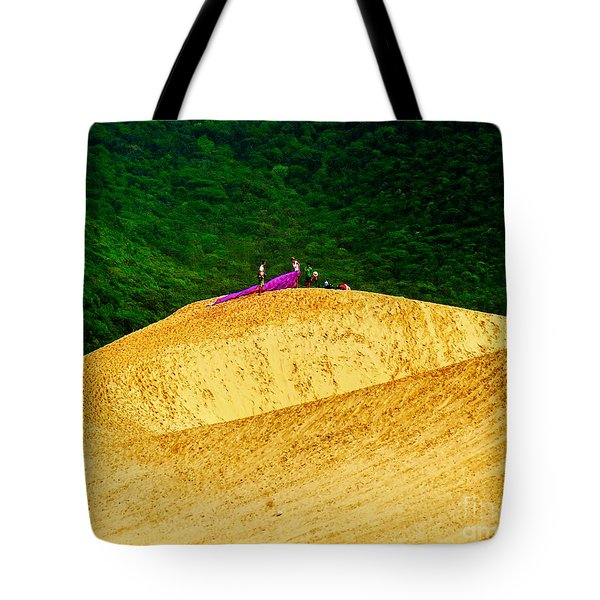 Sand Dune Fun Tote Bag