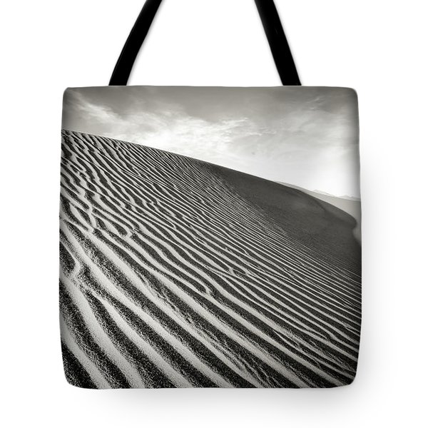 Sand Dune Tote Bag by Marius Sipa
