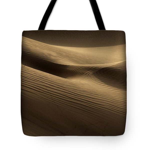 Sand Dune Tote Bag by Phil Crean
