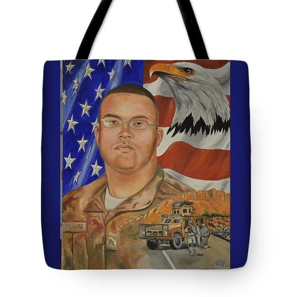 Sand Dune Tragedy Tote Bag by Ken Pridgeon