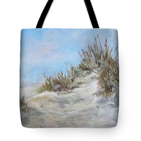 Sand Dunes And Salty Air Tote Bag