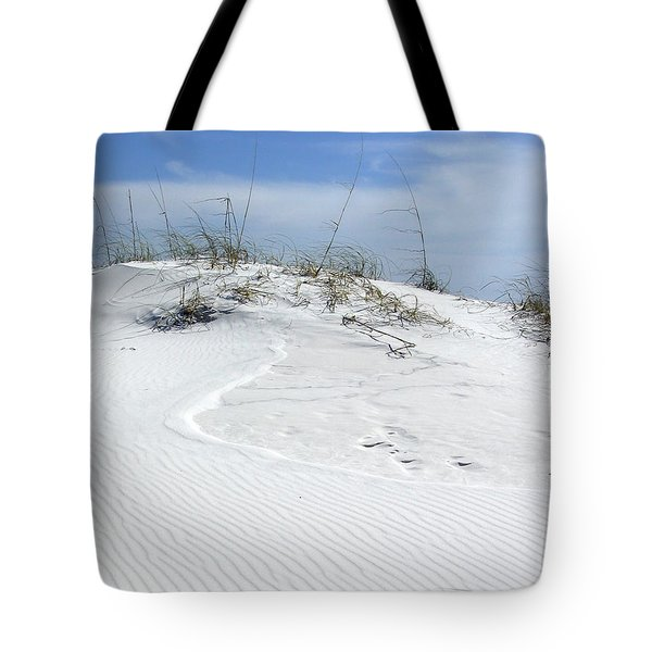 Tote Bag featuring the photograph Sand Dunes Dream 2 by Marie Hicks