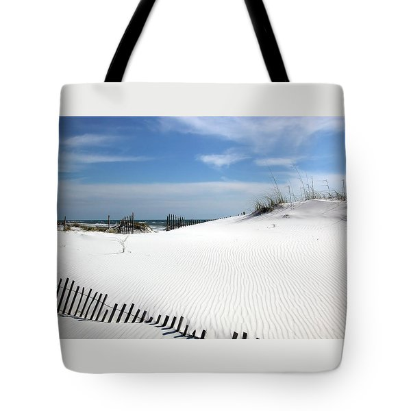 Sand Dunes Dream Tote Bag