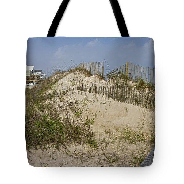 Sand Dunes II Tote Bag by Betsy Knapp