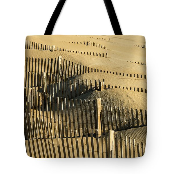 Sand Dunes Of The Outer Banks Tote Bag