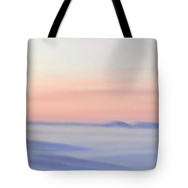 Sand Painting Tote Bag