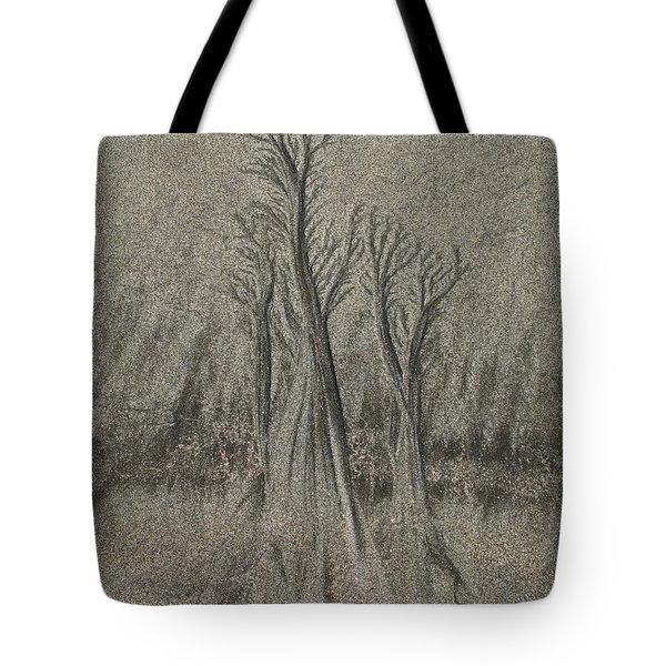 Sand Reel Tote Bag