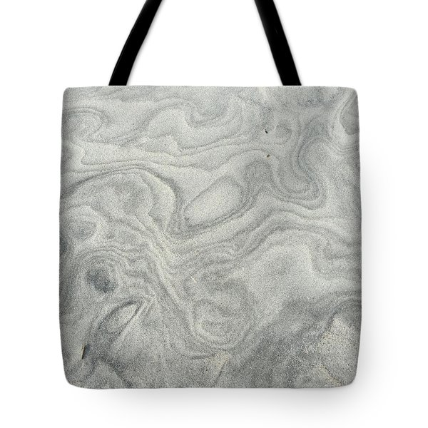 Sand Sculpture Tote Bag by Christine Lathrop