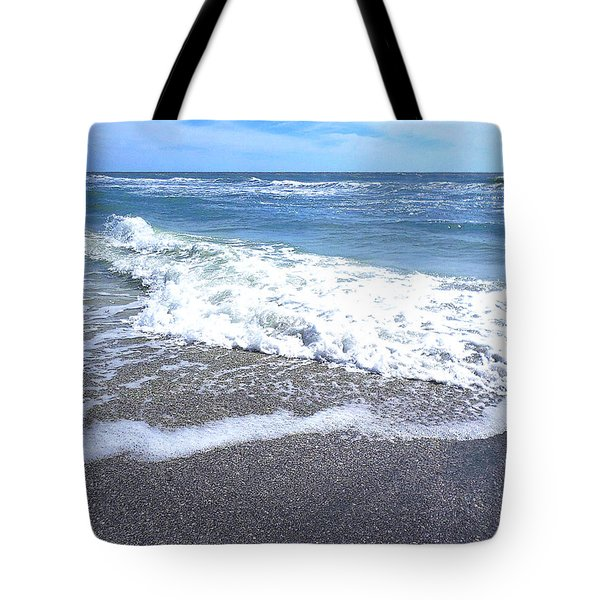 Sand, Sea, Sun No. 1 Tote Bag