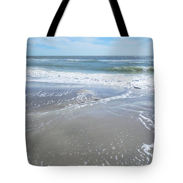 Sand, Sea, Sun, No. 3 Tote Bag