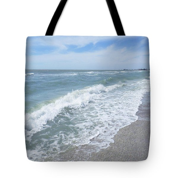 Sand, Sea, Sun, No.2 Tote Bag