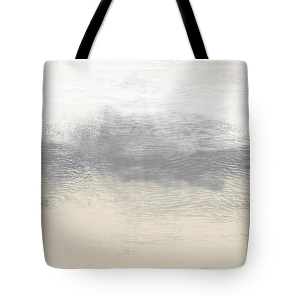 Sand Swept- Abstract Art By Linda Woods Tote Bag