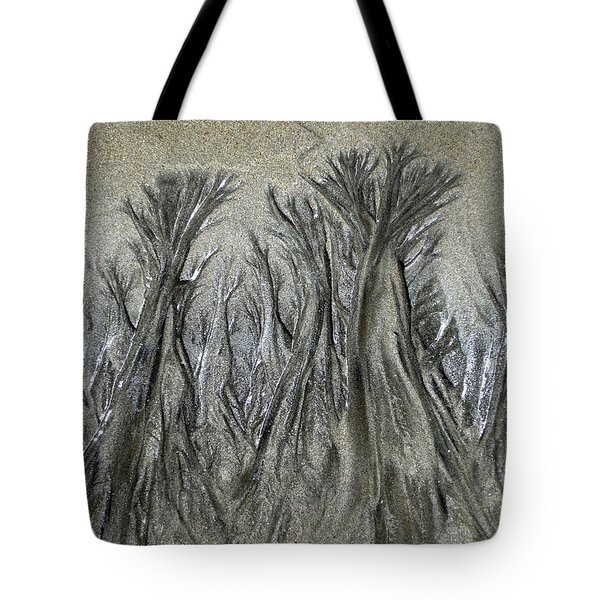 Sand Trees Tote Bag