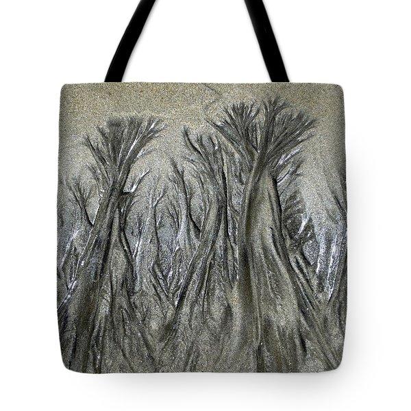 Sand Trees Tote Bag
