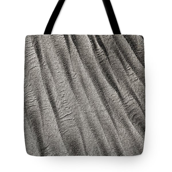 Sand Waves Tote Bag