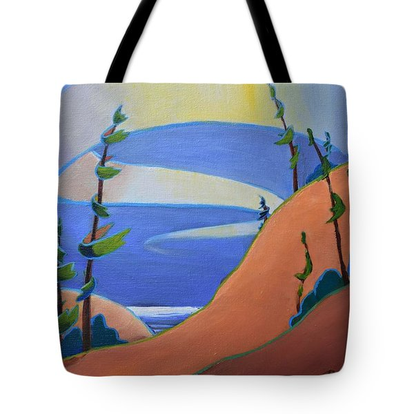 Sandbanks Tote Bag