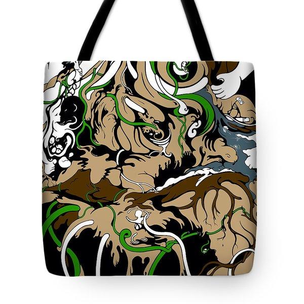 Sandbox Tote Bag