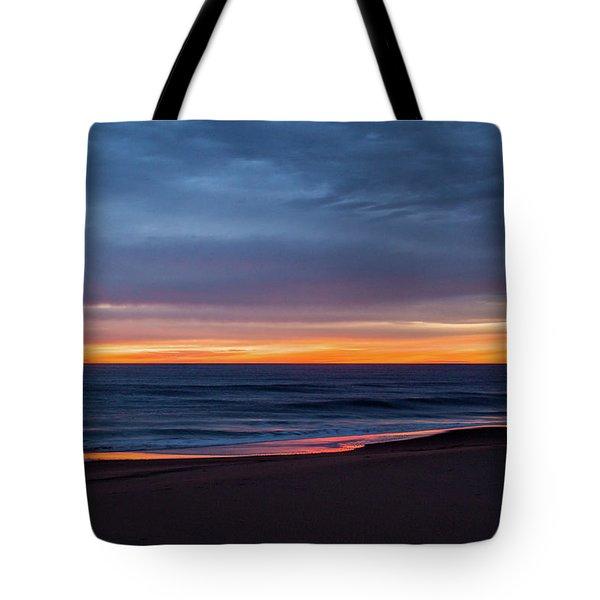 Sandbridge Sunrise Tote Bag