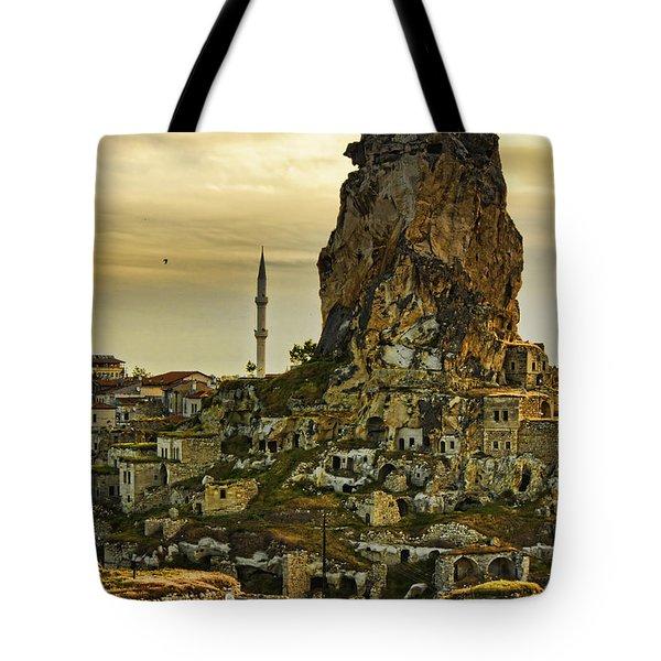 Sandcastles Tote Bag by Andrew Paranavitana